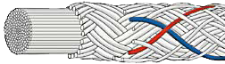 SuperNick XL cordage