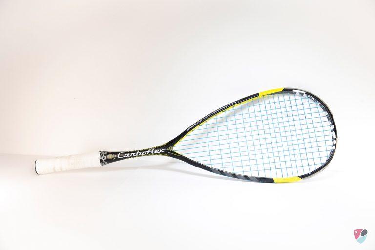 tecnifibre 125 carboflex raquette de squash