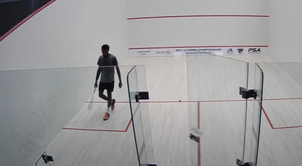 Bonmalais US Open Squash